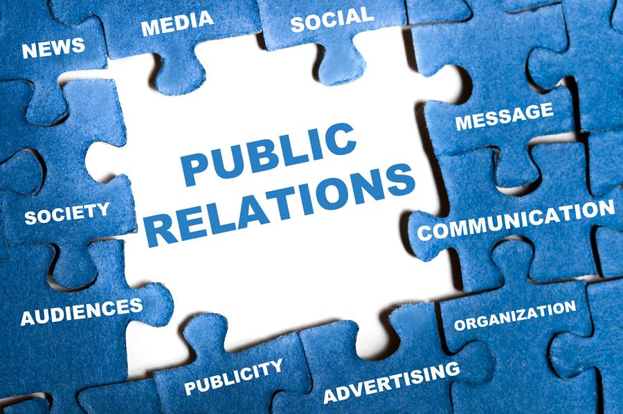 إدارة العلاقات العامة والإعلام والمعارض